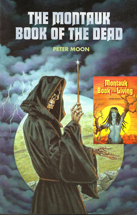 Peter Moon Special - Montauk Books of Dead/Living