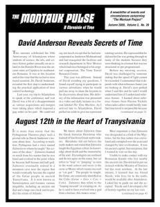 Montauk Pulse Subscription within U.S.A.